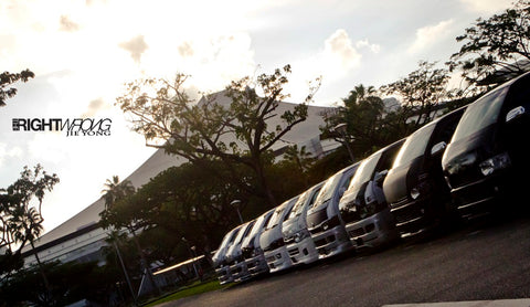 Events: VIP Hiace Meetup