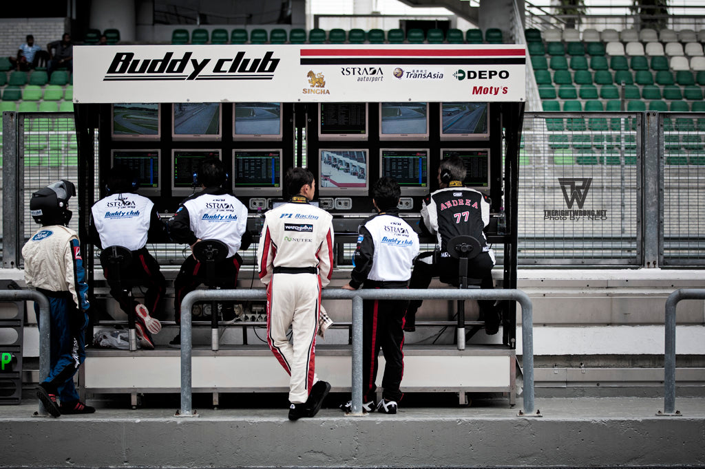 Team AAI - Where they monitor the race