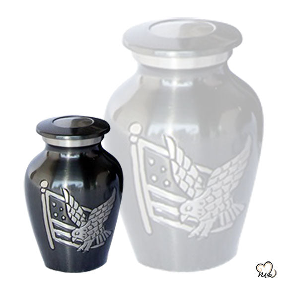 American Pride Military Cremation Urn