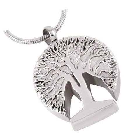 Tree of Life Pendant, Cremation Pendant - Memorials4u