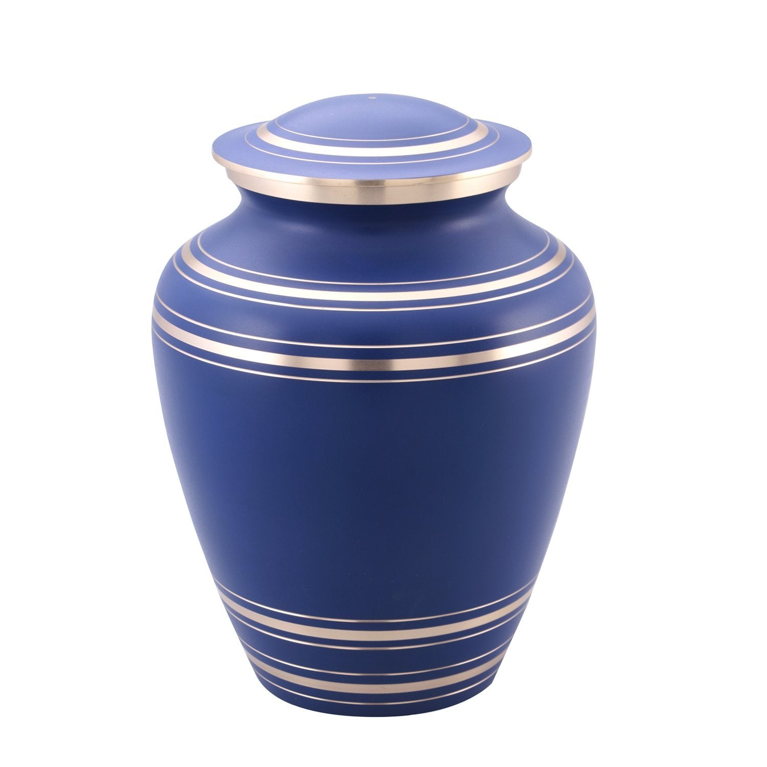 Elite Onyx Blue Cremation Urn