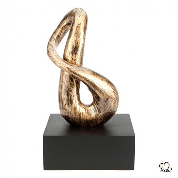 Infinite Love Art Sculpture Cremation Urn
