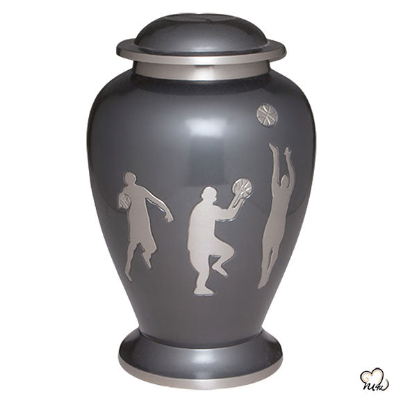 Basketball Sports Cremation Urn