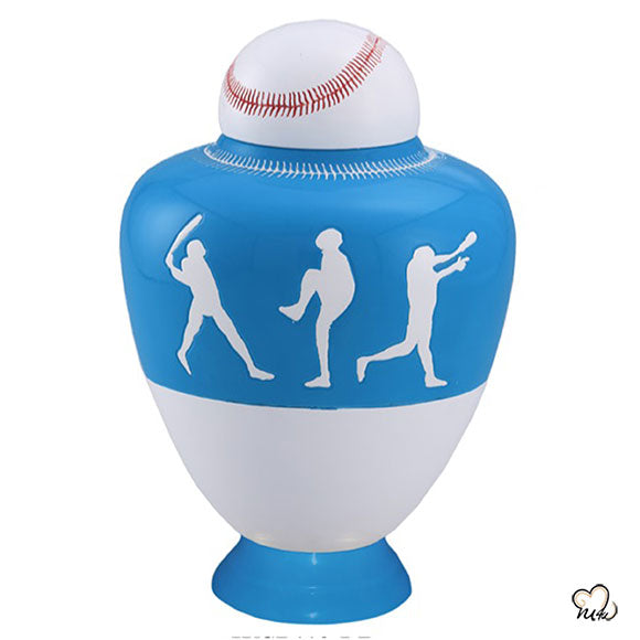 Kansas City Royals Baseball Sports Cremation Urn