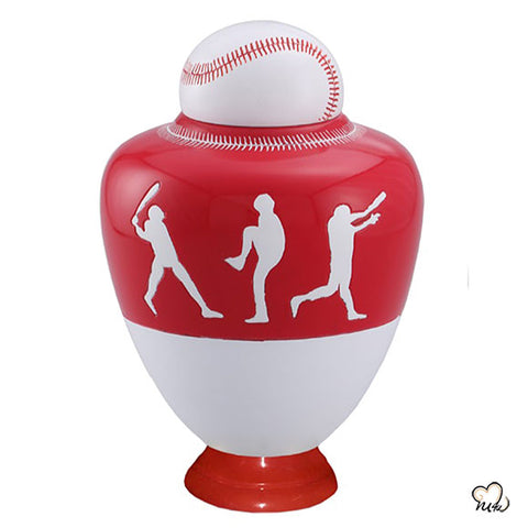 New York Yankees Baseball Sports Cremation Urn