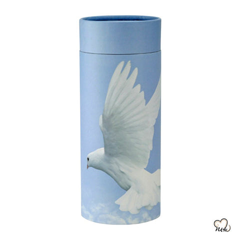 The Rising Dove Scattering Tube, Scattering Tubes - Memorials4u