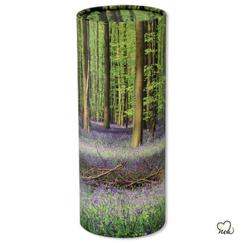 Bluebell Blossom Scattering Tube Adult Urn