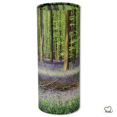 Bluebell Woods Scattering Tube for Human Ashes