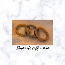 Load image into Gallery viewer, DIAMANTE SMALL CUFF