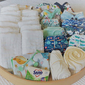 Mixed Newborn hire package