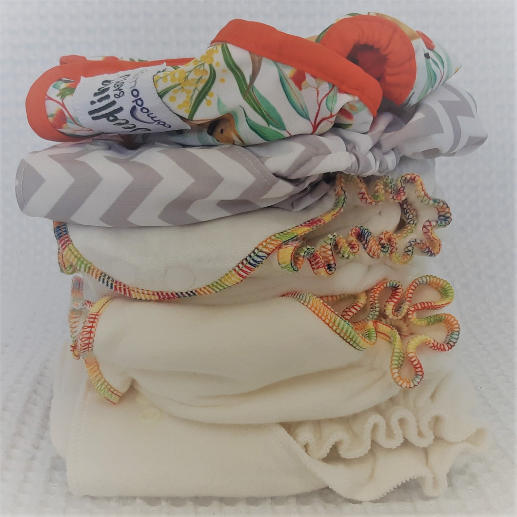 Add night nappies - Newborn