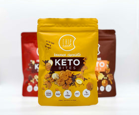 ChipMonk KETO Bites - Banana Chocolate Chip 6.7oz