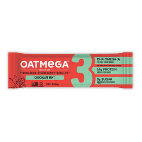 Oatmega Choc. Mint Bar 1.76oz