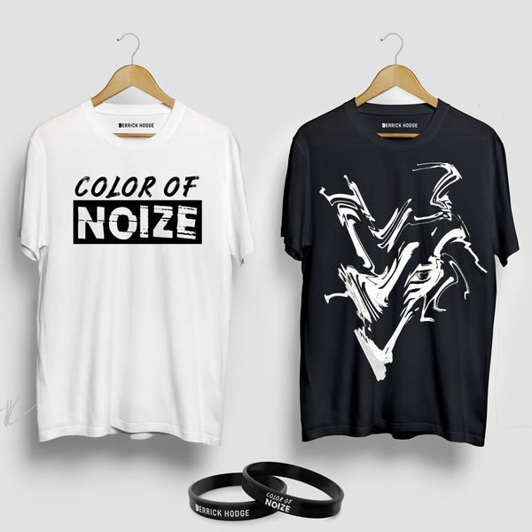 """Color of Noize"" Merch Bundle Pack - Without Signed Album"