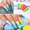 Vivacious Bright Neon Nail Gel Polish Set