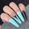 AwsmColor by Makartt 6 Color Tranquil Teal Gel Polish Set K9