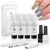 High Tea Poly Nail Gel Extension Kit