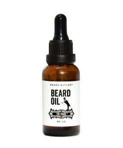 Beard Butler® Beard Oil  (The Stark™ - Limited Edition)
