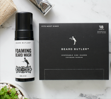 Load image into Gallery viewer, BB® Essentials Bundle: Sink Guards + Energizing Foaming Beard Wash