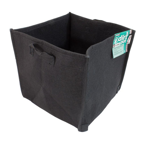 PLANT!T Square Base DirtPot 26L