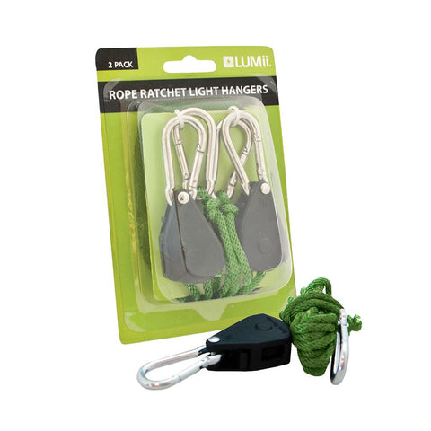 LUMii heavy duty rope ratchets- Pack Of 2
