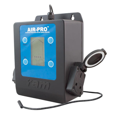 RAM AIR-PRO - II Fan Speed Controller