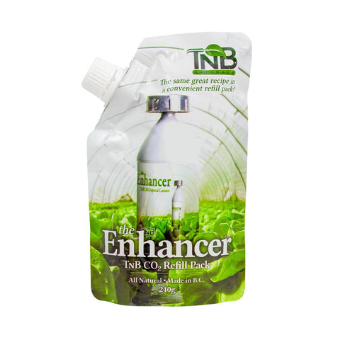 THE ENHANCER - TNB CO₂ Refill Pack - 240G