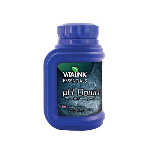 VitaLink ESSENTIALS pH Down (250ml)