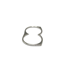 Load image into Gallery viewer, Belter Two Finger Ring - byrogue.co.uk