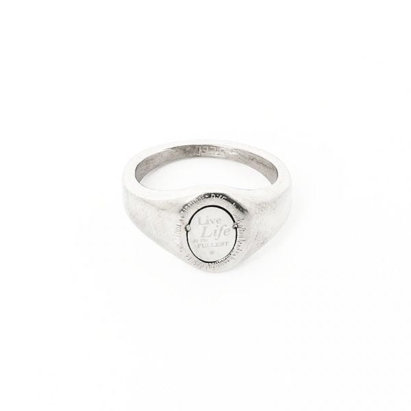 Binded Live Life to the Fullest Ring - byrogue.co.uk