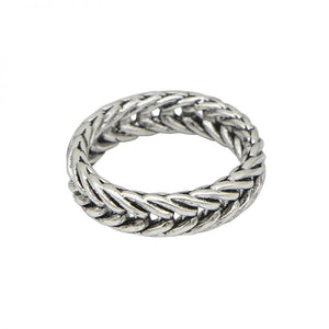 Braid Ring - byrogue.co.uk