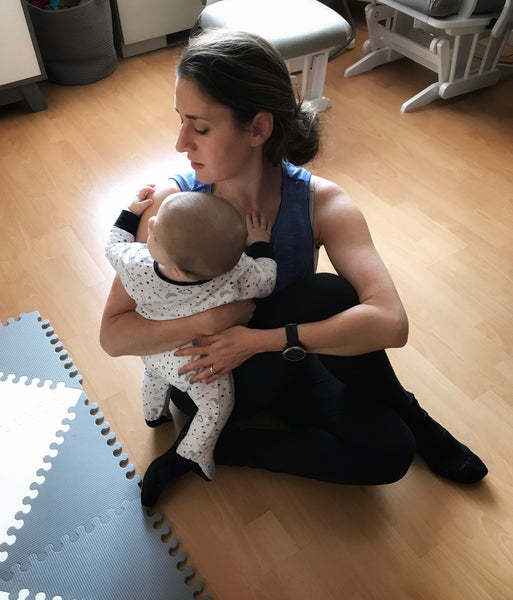 Mama of the month: Rachel Goldman