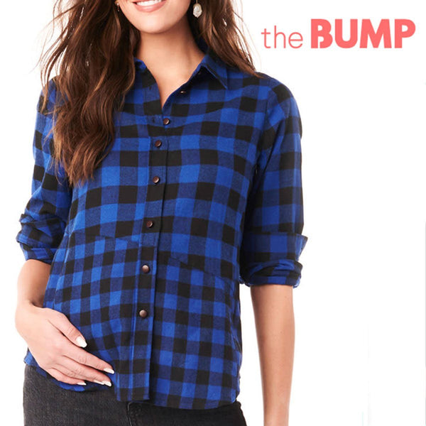 the BUMP - How to Create a Maternity Wardrobe That'll Last Beyond the Bump