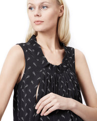 ANYA - Black Arrow dress Loyal Hana