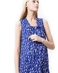 ANYA- BLUE RAINDROP DRESS Loyal Hana
