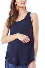 Taylor- Navy Nursing and Maternity Tank Tank Loyal Hana