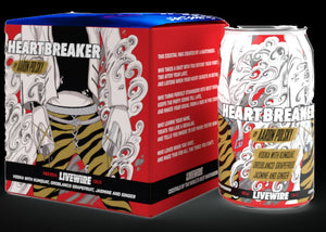 Heartbreaker (4-pack) [LiveWire West]