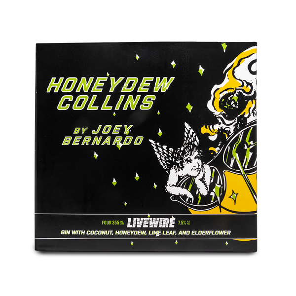 Honeydew Collins (4-pack)