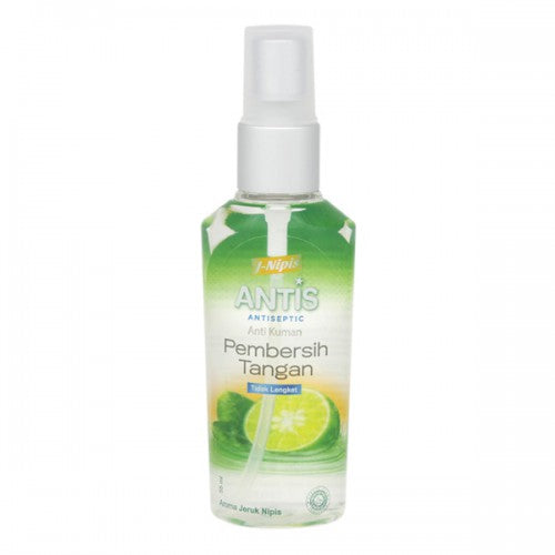 Antis Hand Sanitizer Cucumber Spray