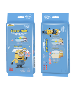 Hearttex - Minion Paper Handkerchiefs (8 packs)(blue)