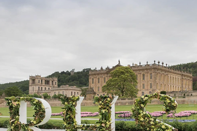Another Five Stars At RHS Chatsworth
