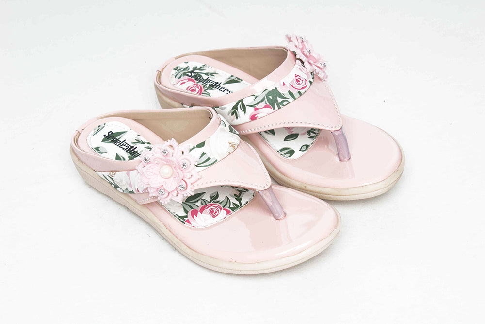 Girls Chappal 95562 ( 5-12 years )