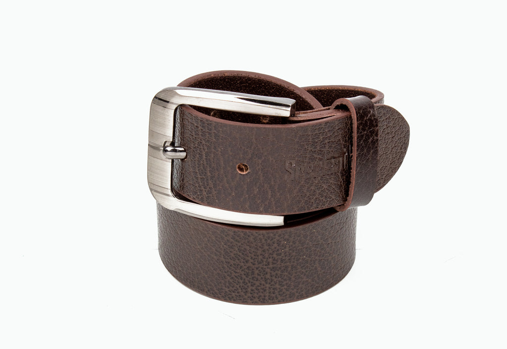 FORMAL BELT 50222 (BROWN)