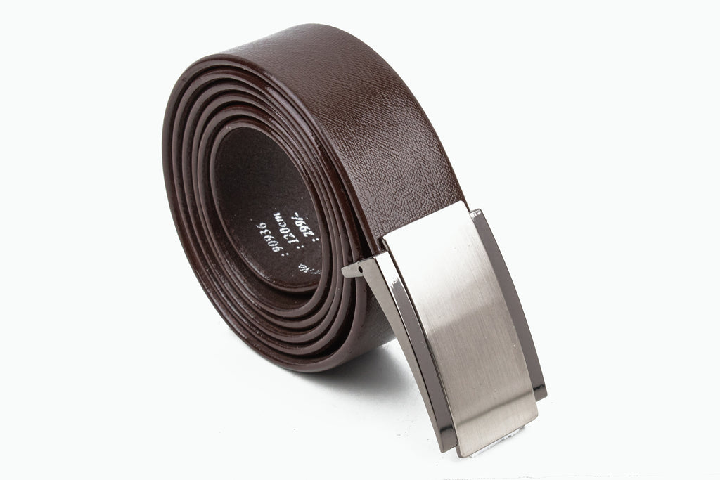 FORMAL BELT 90936 (BROWN)