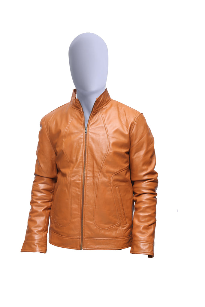 MENS LEATHER JACKET 994503