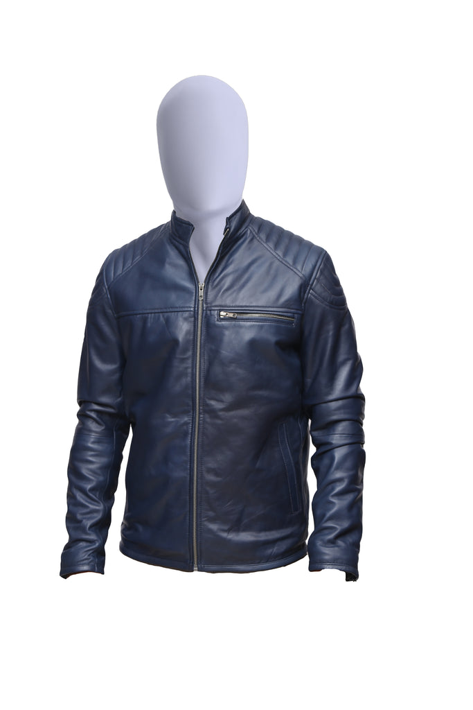 MENS LEATHER JACKET 994501