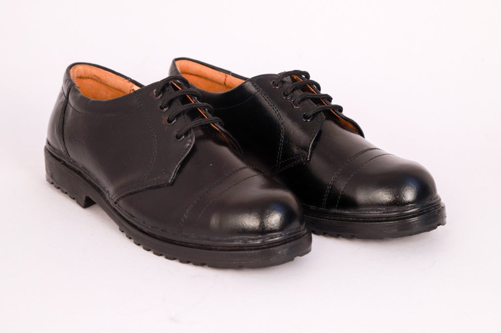 GENTS STEEL TOE CAP SHOE 26031