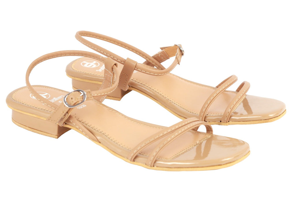 Ladies Flat Sandal 32371