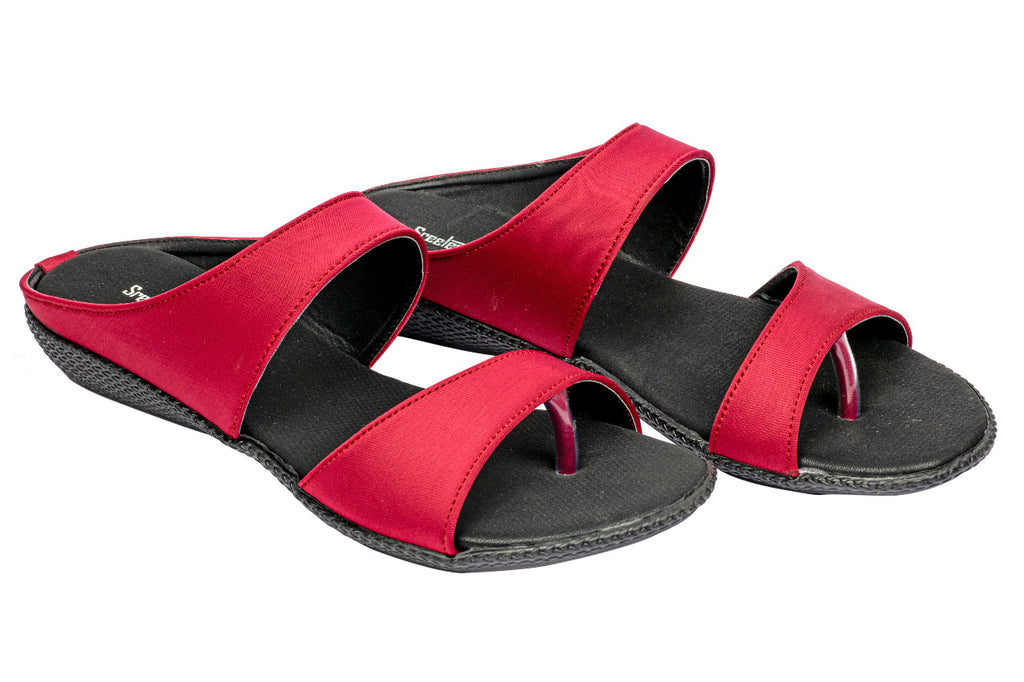 LADIES FLAT CHAPPAL 92022