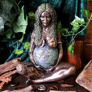 Mother Earth Goddess Statue